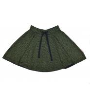 Skirt jaquard