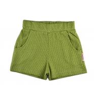Meisjes short groen