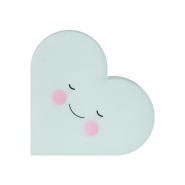 Heart mint