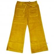 Pocket Pant Velvet Honey