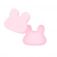 Bunny snackie powder pink