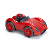 Racing car red