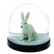 Sneeuwbal wit konijn