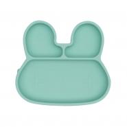 Sticky plate mint