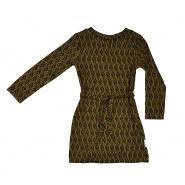 Sweater dress cubes