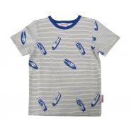 T-shirt boat