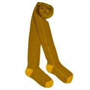 Yellow Stripe Tights